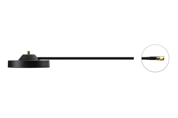 CAB.X02 Magnet Mount Antenna Base Cable Assembly