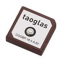 CGGBP.18.4.A.02 18 * 18 *4毫米GPS / GLONASS / GALILEO /北斗贴片天线