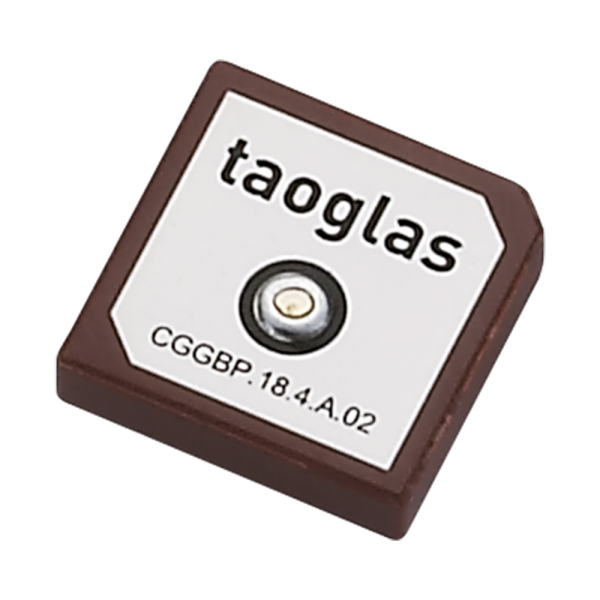 CGGBP.18.4.A.02 18*18*4mm GPS/GLONASS/GALILEO/BeiDou Patch Antenna