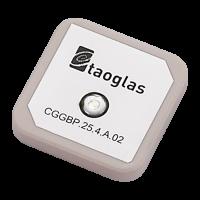 CGGBP.25.4.A.02 25 * 25 *4毫米GPS / GLONASS / GALILEO /北斗贴片天线