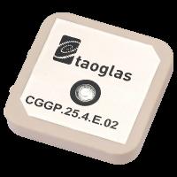 CGGP.25.4.E.02 25 * 25 *4毫米GPS / GLONASS / GALILEO双频贴片天线