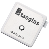 CGGP.35.3.A.02 GPS/GLONASS/GALILEO 35*35*3.5mm Dual-Band Patch Antenna