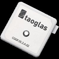 CGGP.35.3.A.02 GPS / GLONASS / GALILEO 35 * 35×3.5mm的碎粒双频贴片天线