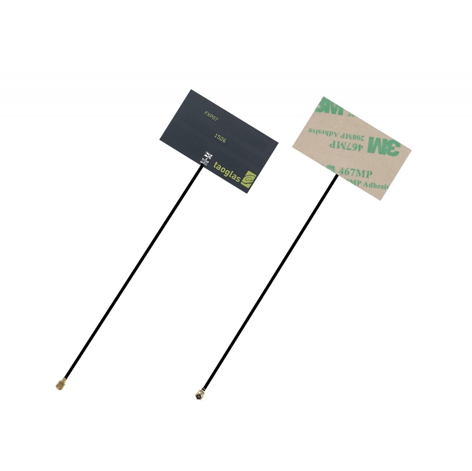 FXP07蜂窝柔性PCB,IPEX MHFI,100毫米1.13 FXP07.07.0100A