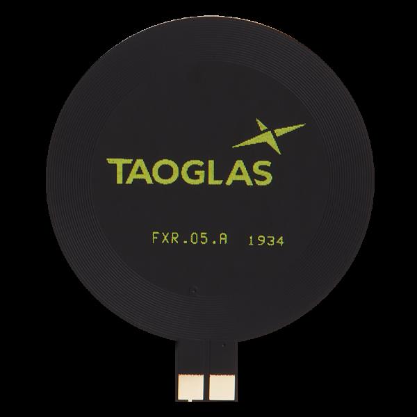 FXR.05 Circular NFC Flex antenna, Small Form Factor 31*26.4*0.24mm
