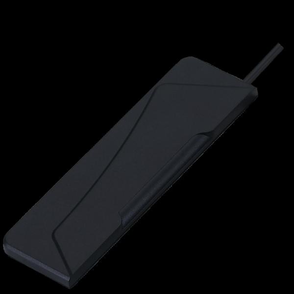 Phoenix GSA.8827R LTE I-Bar Adhesive Antenna, Diagnostic Resistor, 1M RG-174