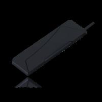凤凰GSA.8827 LTE I-酒吧胶粘剂天线,SMA(M),1M RG-174