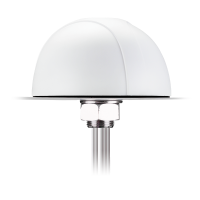 Pantheon MA750 White 5-in-1 Permanent Mount GNSS 4G/3G/2G 2xMIMO Wi-Fi 2xMIMO Antenna Ø145*82mm