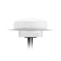 Ultima MA111 White 2in1 GPS/GLONASS/GALILEO & 3G/2G Permanent Mount Antenna, 3M RG-174 Ø55*20mm