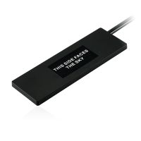 Stream MA208 2-in-1 GPS/Galileo & 4G/3G/2G Adhesive Mount Antenna, SMA (M)