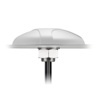 斯巴达MA600白三合一永久安装GPS / GLONASS / GALILEO与3G / 2G和Wi-Fi无线,SMA(M)Ø145.6*36毫米