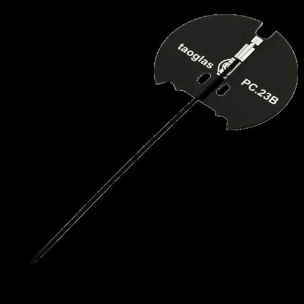 PC23 3G/2G Circular FR4 PCB Antenna, IPEX MHFI, 100mm Ø1.13