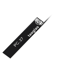 PC27 2G Cellular Miniature FR4 PCB Antenna, IPEX MHFI, 100mm Ø1.13 I-Pex