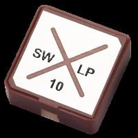 SWLP.2450.10.4.A.02 2.4GHz 10*10*4mm SMD Patch Antenna