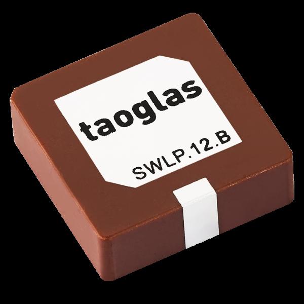 SWLP.2450.12.4.B.02 2.4GHz SMD 12*12*4mm Patch Antenna