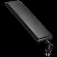 Apex TG.30 4G/3G/2G Terminal Antenna, Hinged SMA(M)