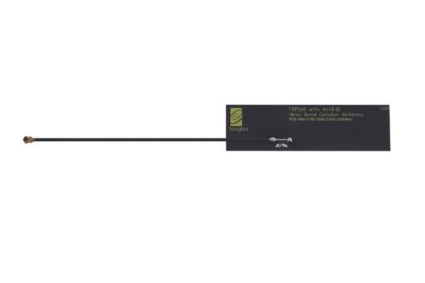 FXP14R Flexible PCB Hexa-band Antenna (front)