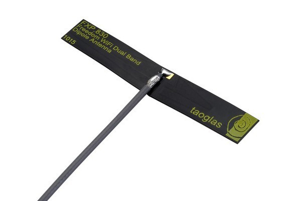 Freedom FXP830 2.4/4.9-6.0GHz Flexible PCB Antenna
