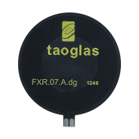 FXR.07.A.dg Circular NFC Flex antenna with Ferrite Layer 50*45.5*0.24mm