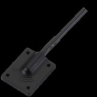 GSA.8859 4dBi Adhesive Mini DSRC/C-V2X 5.9GHz Antenna, 1M CFD200, SMA(M)