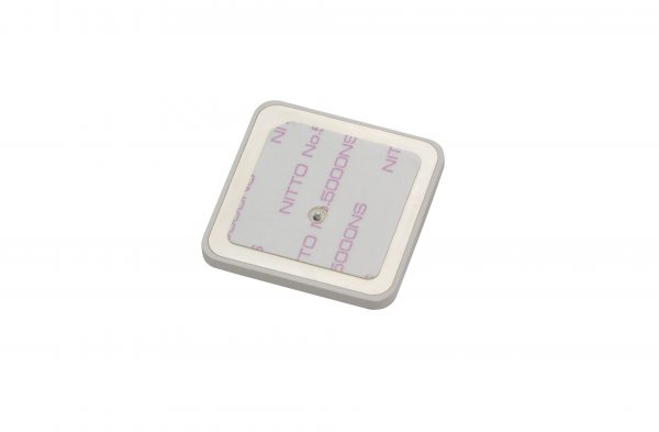 GPSF.36 GPS L1/L2 36*36*7mm Single Feed Stacked Patch Passive Antenna GPSF.36.7.A.30