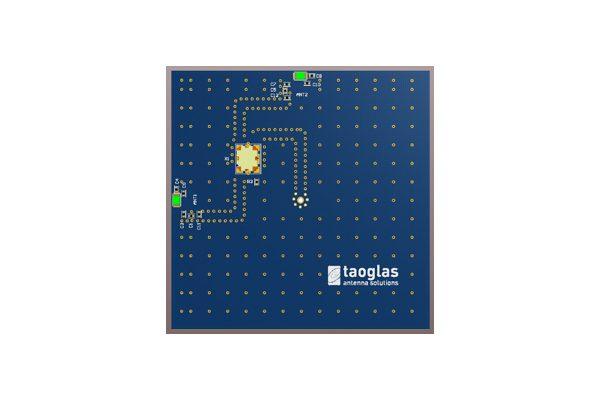 MAT.12A - Circularly Polarised GPS/GLONASS/BeiDou Dueling Loop Antennas