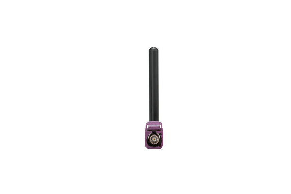 High Efficiency Cellular and GNSS Passive Monopole Antenna