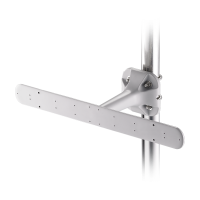 LWB02.A.505111 External 4G LTE Wide Band 790-960/1710-2700MHz External Wall and Pole Mount Antenna Dipole with 5M CFD200 SMA(M)