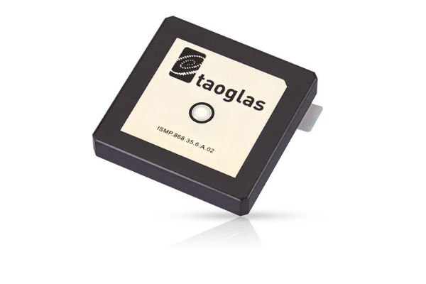 868 ISM Antenna for Remote Instrumentation and RFID Applications