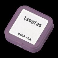 DSGP.1575.15.4.A.02 15x15x4mm GPS L1 & GALILEO E1 Ceramic Patch