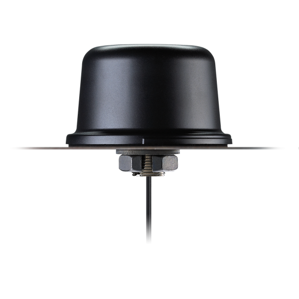 AQHA.50 Permanent Mount Active Multi-band GNSS with 3M RG-174 & SMA(M)