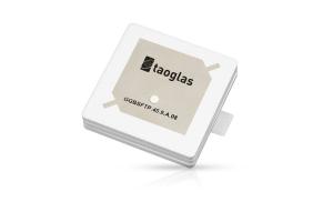 Image for GGBSFTP.45.9 GPS L1/L2/L5, GLONASS & BeiDou Single Feed CP Stacked 45*45*9mm Terrablast Patch