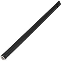 GW.22.5151 5dBi 2.4GHz Rubber Duck Dipole Antenna with RP-SMA(M) Straight Connector