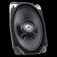8 Ohm 4 x 6 Inch Coaxial Speaker 25W