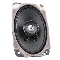 8 Ohm 4 x 6 Inch Coaxial Speaker With Foam Gasket 25W