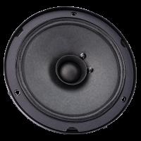 4 Ohm 6 Inch Round Dual Cone Speaker 30W