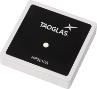 HP5010A - GPS L1/L2/L5, GLONASS & BeiDou Single Feed, Stacked Terrablast Patch