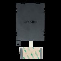 MA2330隐蔽GPS,Wi-Fi和AM / FM三合一头条新闻胶粘剂天线