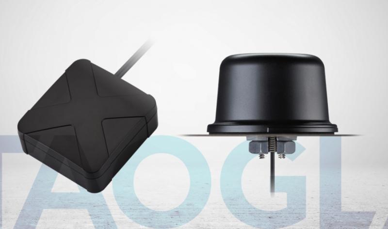 Image for 陶格斯推出了全新紧凑型有源多波段 GNSS 天线,适用于需要高精度定位和定时的自动驾驶车辆、机器人和精准农业市场
