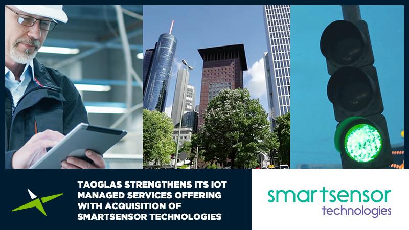 Image for 陶格斯成功收购Smartsensor Technologies以强化物联网管理服务